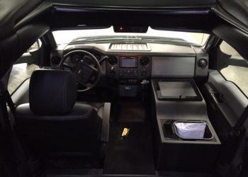 28 PASSENGER MINIBUS interior 6