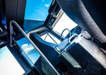38 PASSENGER MINICOACH interior 10