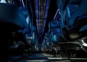 38 PASSENGER MINICOACH interior 3